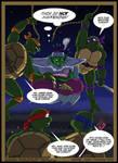 Piccolo Meets TMNT