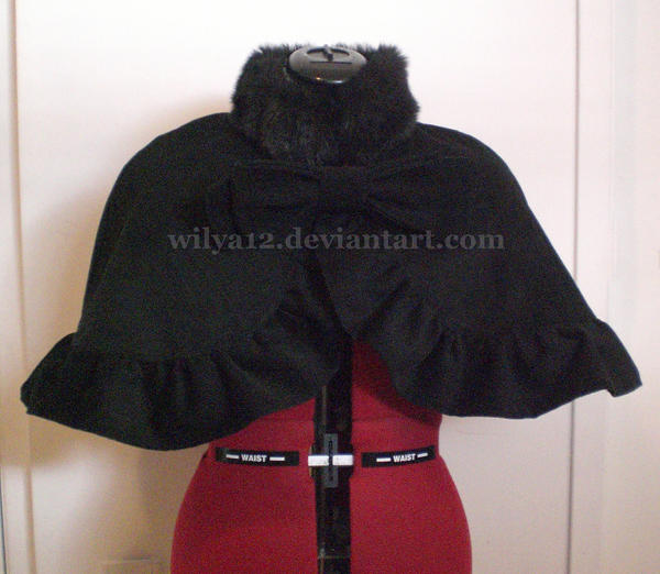 Capeline custom order by Wilya12