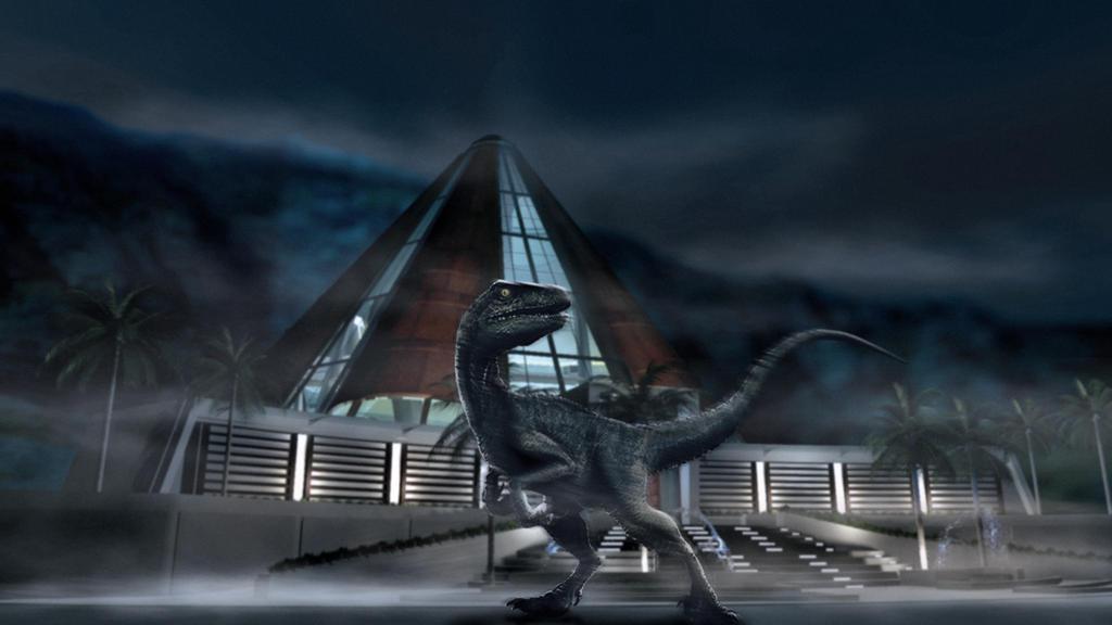 Jurassic World Artwork By IslandCity