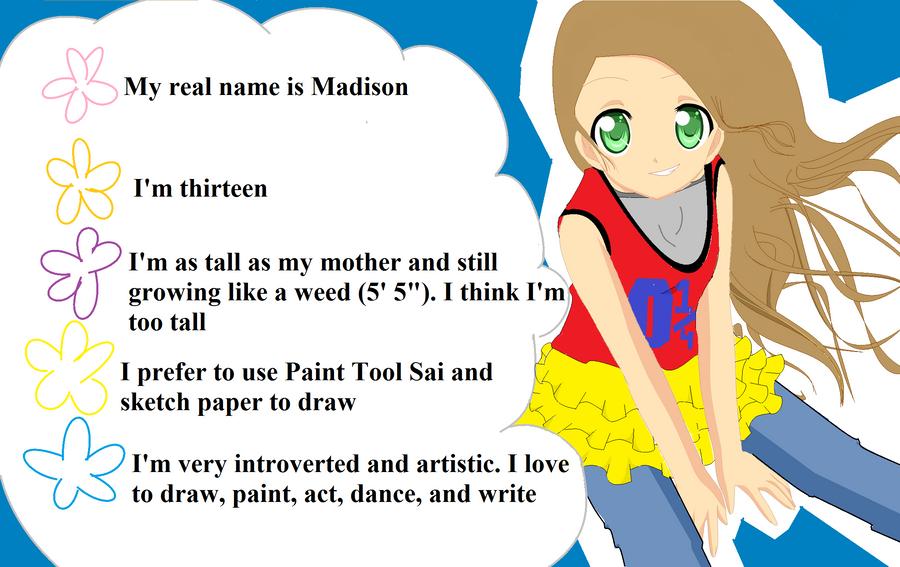 artsygirl123's Profile Picture