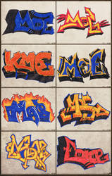 Graffiti Folio