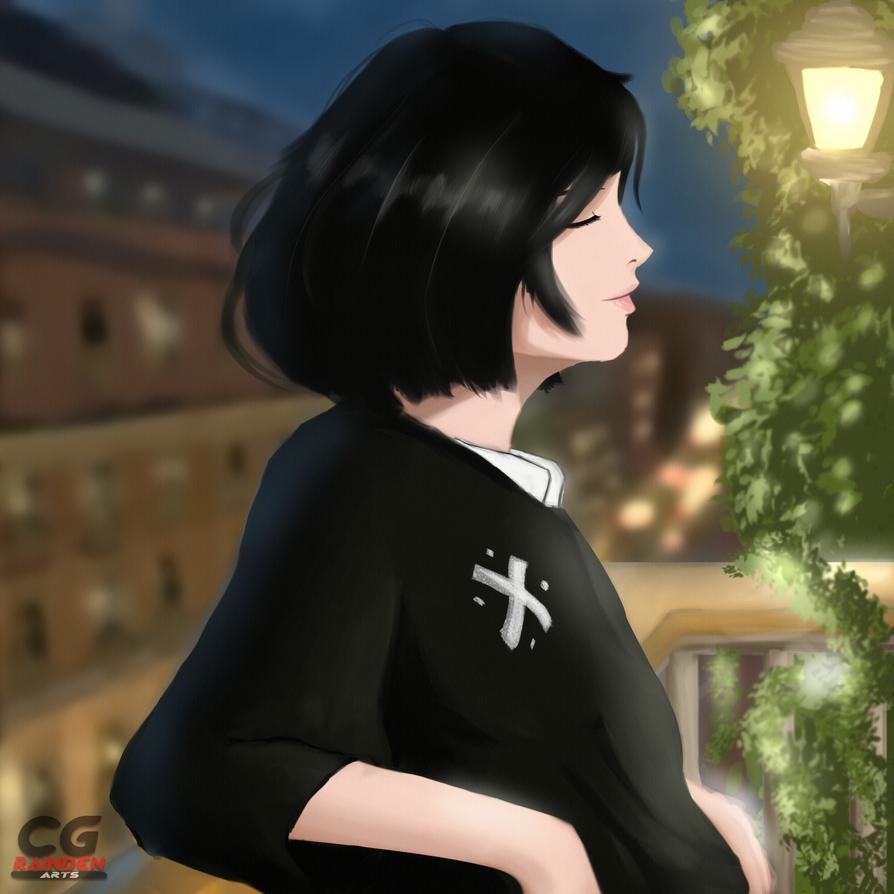 City Night by cgRainden