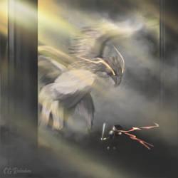Bird of Wisdom by cgRainden