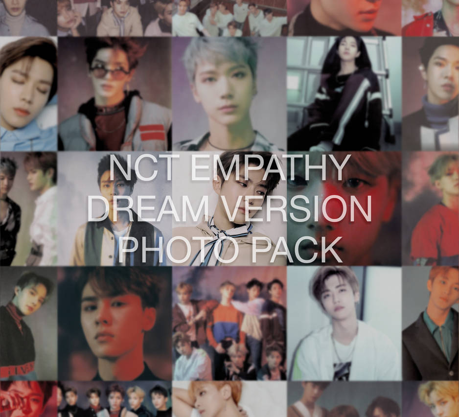 NCT Empathy Dream Photo Pack by ckhoot on DeviantArt
