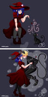 Miraculous Halloween - MariChat
