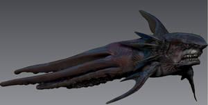 Zombie Sharktopus 1