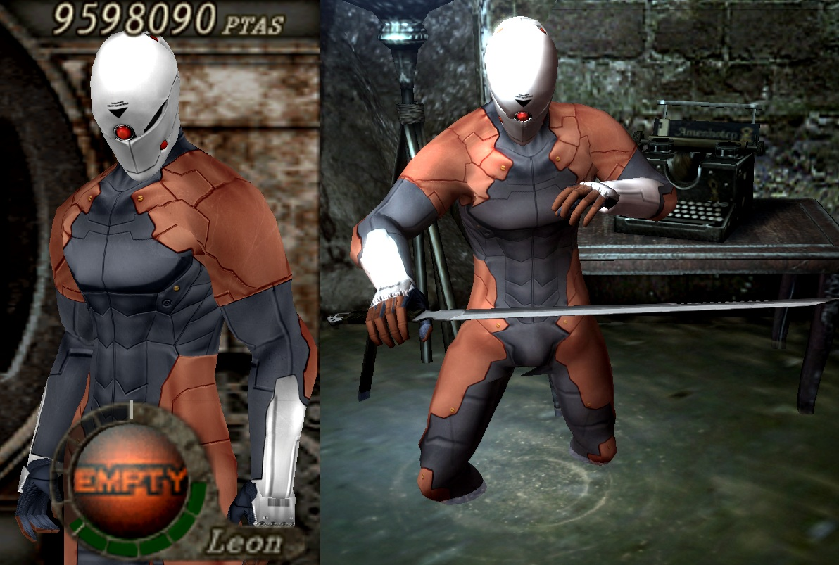 Programa  7x25 (04-04-2014) Resident Evil 4 Ultimate HD Edition Gray_fox_in_resident_evil_4_2_by_zerofrust-d37nmhi