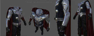 Asgardian Armor For Skyrim 1