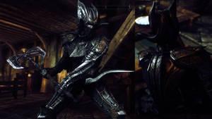 Drakul Armor for Skyrim  In Game 2 by Zerofrust