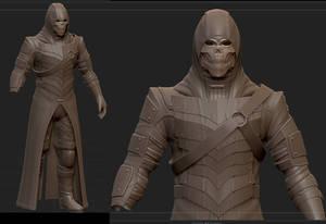 Contractor Armor For Skyrim