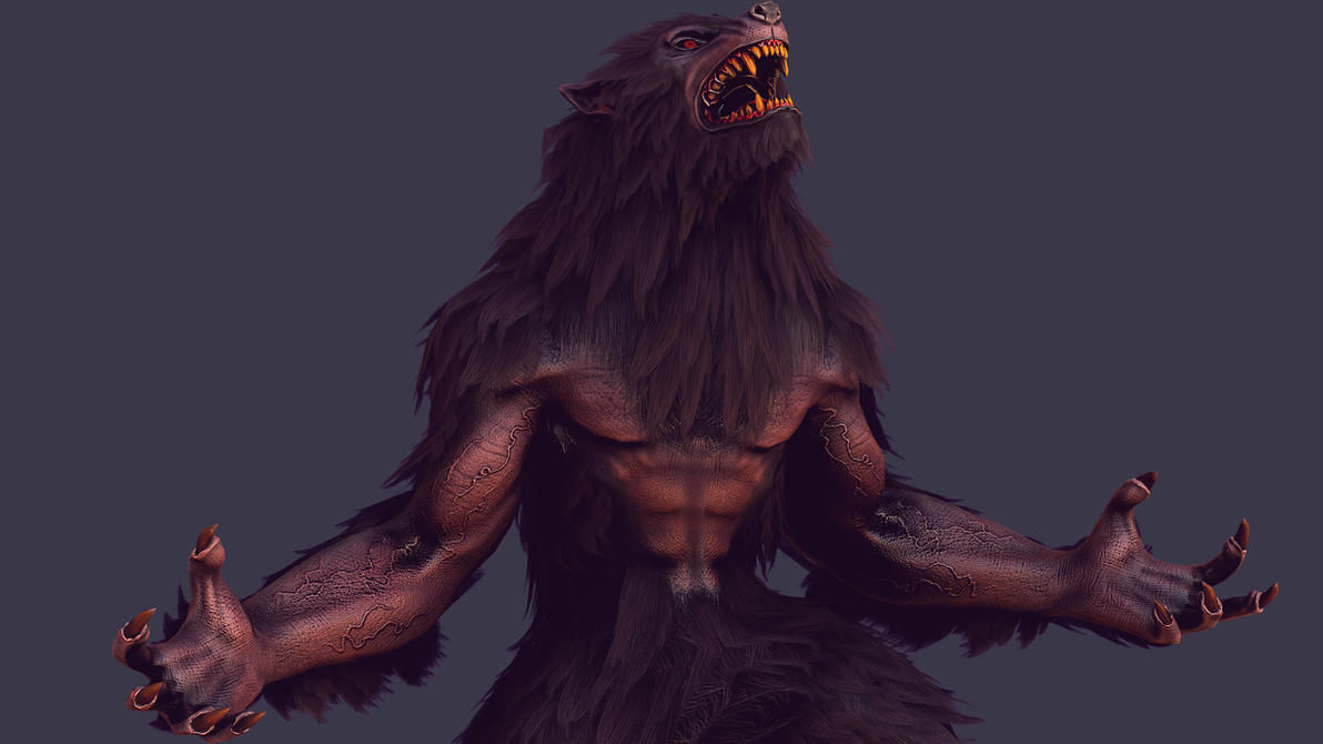 Apex Werewolf Mod Remastered for SE 2 by Zerofrust