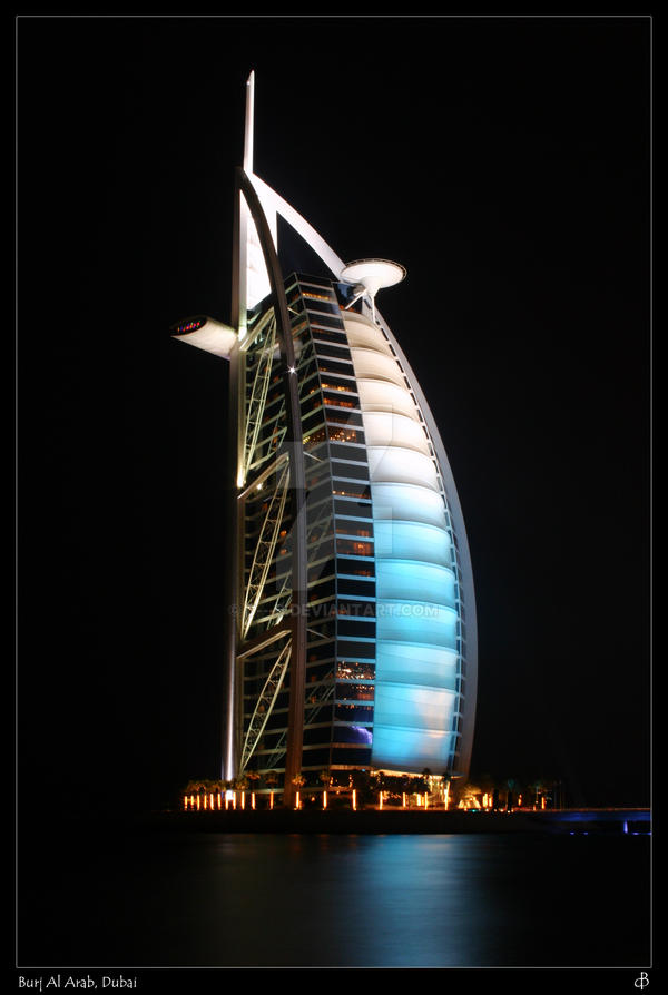 Burj Al Arab by d---b