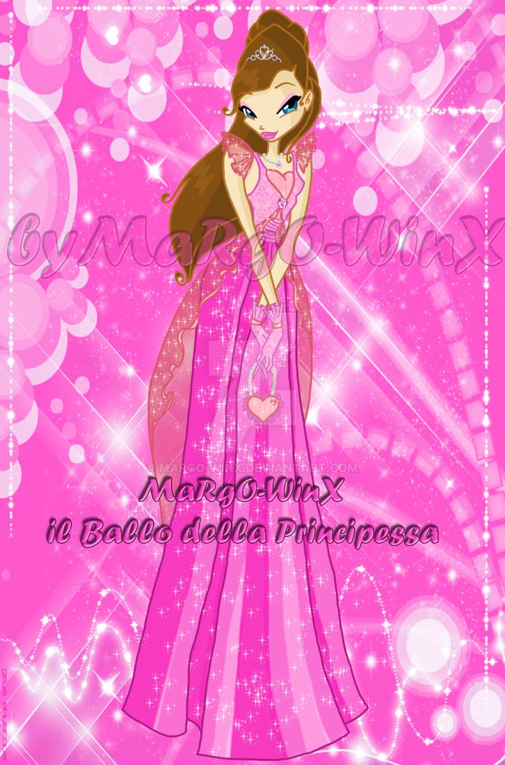 Margo winx in princess ball by margo winx on deviantart - Princesse winx ...