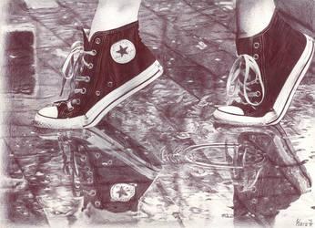 Converse by kri95neo