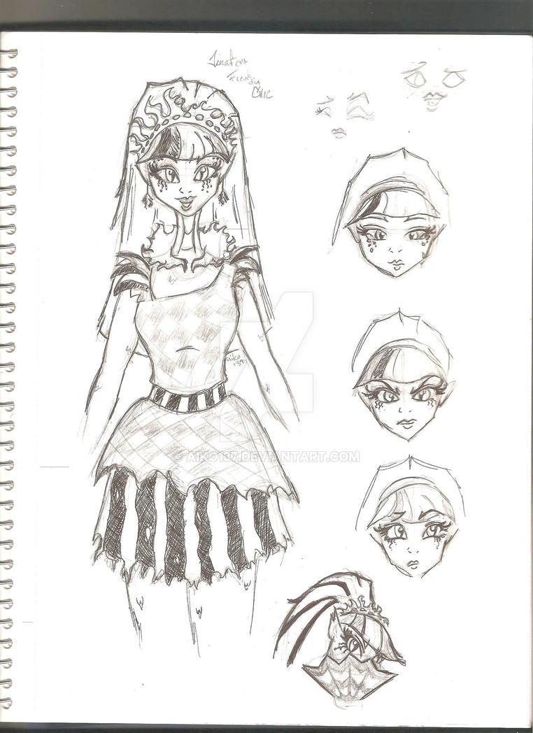 Jinafire Long Freak Du Chic Redesign by aiko137