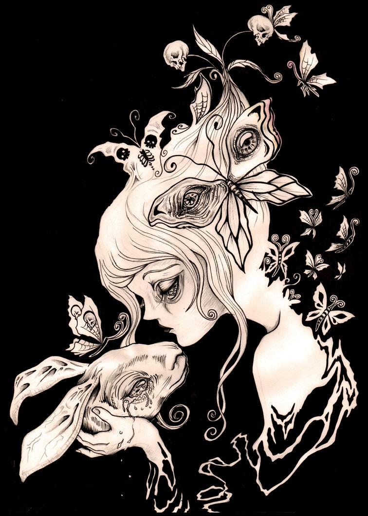 ..Alice Dreaming.. by blackkitty84