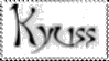 Kyuss Stamp by AXL331