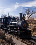 1888's Cooke Steam Locomotive