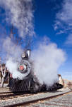 1888 Cooke Steam Locomotive 3