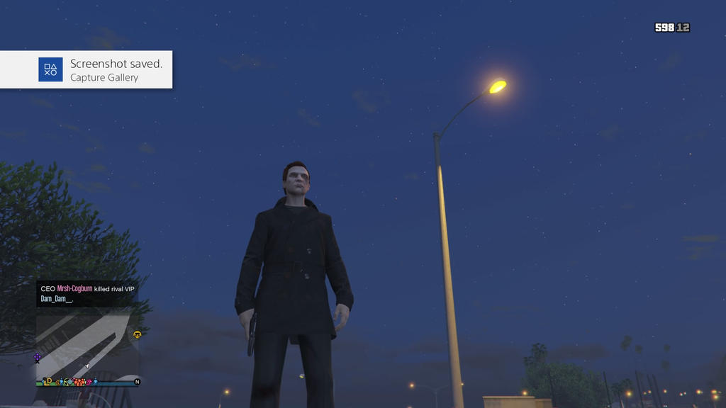 Grand Theft Auto V Online character outfit 2 by DingoFan6397