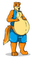 Chase's Fat Belly