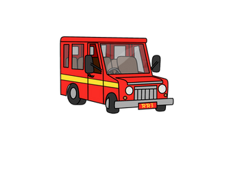 The Third Bus Rover by DingoFan