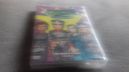Stingray Complete series DVD by DingoFan