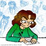 The Compulsive Doodler