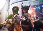 Warcraft: Orc Ladies