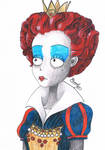 Alice in Wonderland - The Red Queen