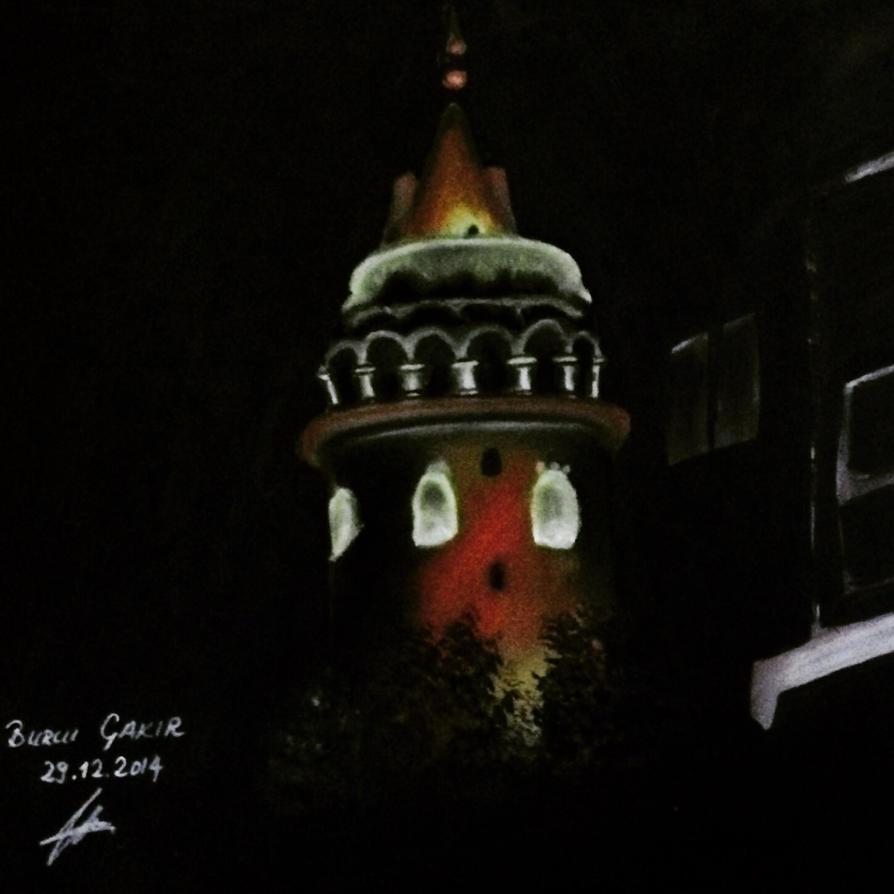 Galata Kulesi by ejmel