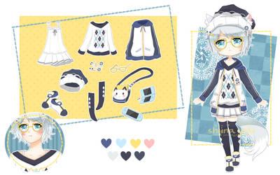 Adopt 25 Tsundere Gamer Kemonomimi [Closed] by Shiina-Yuki