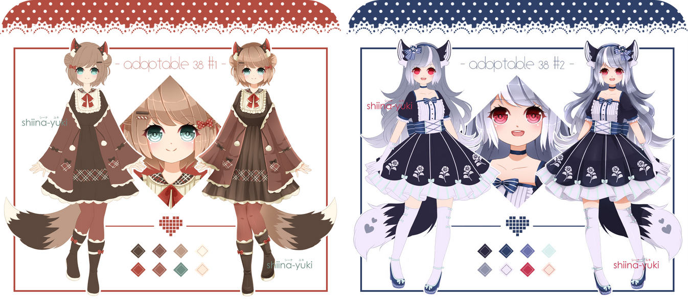 Adoptables 38 [Closed] by Shiina-Yuki