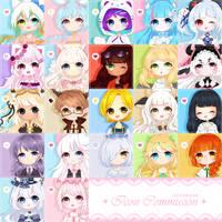 Commission | Non-animated Icon [CLOSED]