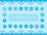 Brush Set III - Snowflakes!