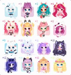 Adoptables 120 [Closed] by Shiina-Yuki
