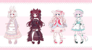 Adoptables 153 [CLOSED TY!]