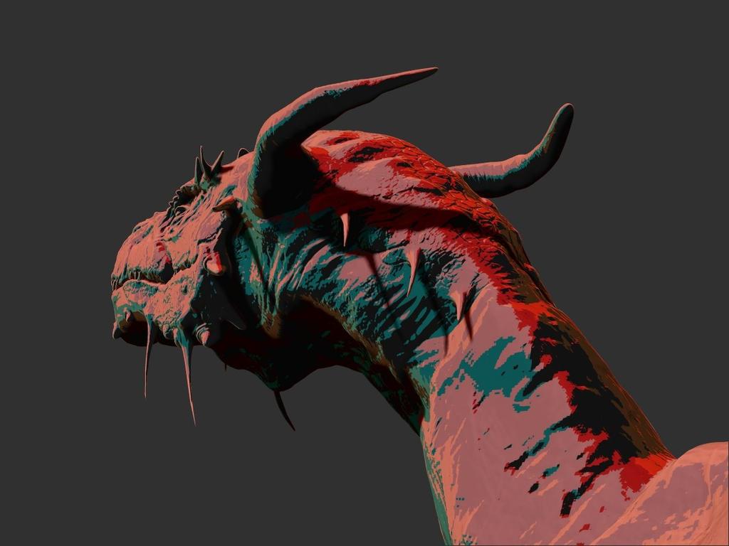Dragon2 by vincentee