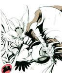 The Savage Hawkman is savage alright.