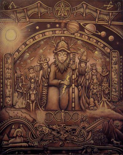 Presence Of Nephilim by bedowynn
