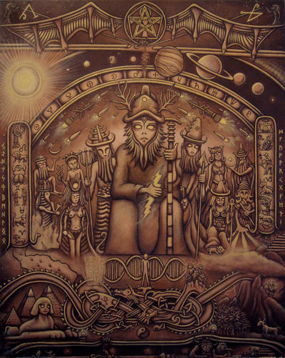 Presence Of Nephilim b...