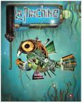 La Machine Concept Poster
