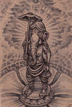 Ganesha by bedowynn