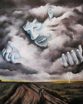 Self Portrait As A Storm Cloud