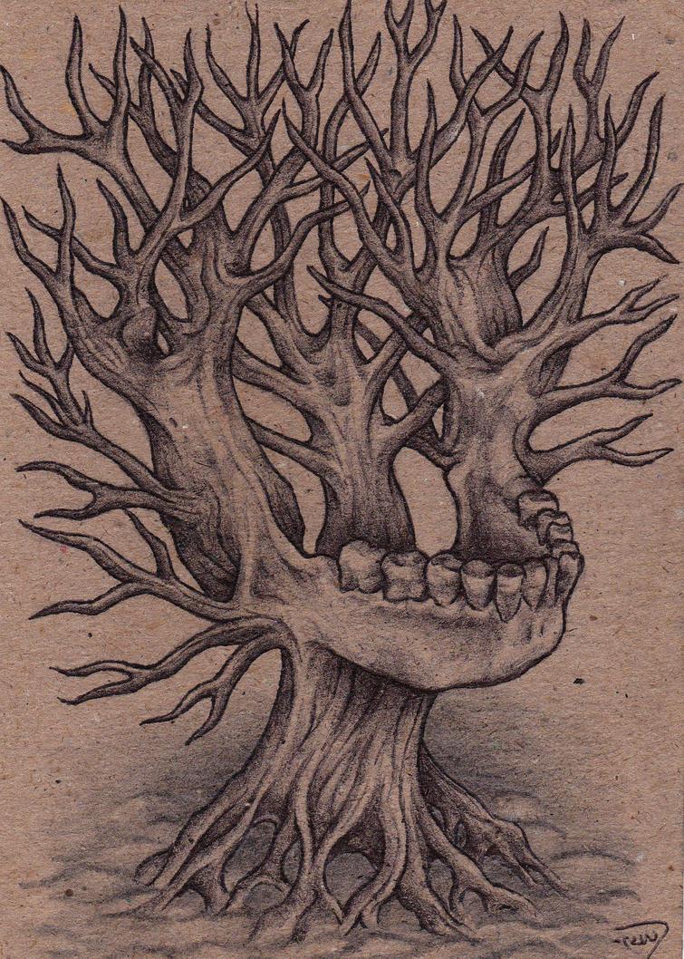 Jawtree by bedowynn