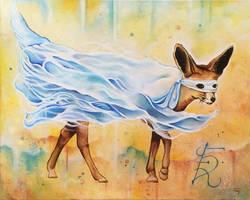 Phantom Horsefox by bedowynn