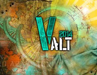 VALT2014 (Vancouver Alternative Fashion Week) logo