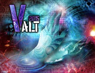 VALT2015 (Vancouver Alternative Fashion Week) logo