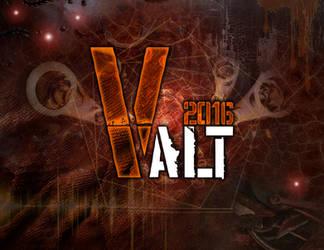 VALT2016 (Vancouver Alternative Fashion Week) logo