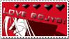 Gojyo - my first stamp by Sanji91